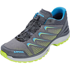 Lowa Maddox GTX Low Shoes Men graphite/lime
